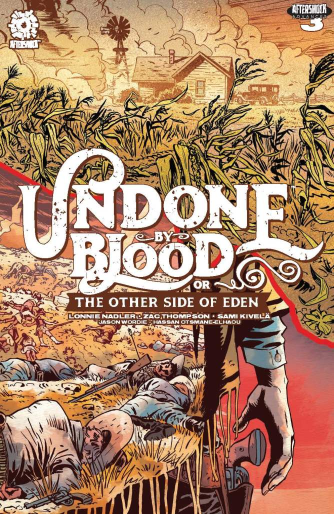 EXCLUSIVE: New Undone by Blood, Other Side of Eden #3