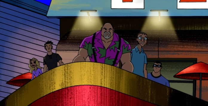 Marv Wolfman and George Pérez to voice themselves in TEEN TITANS GO! episode