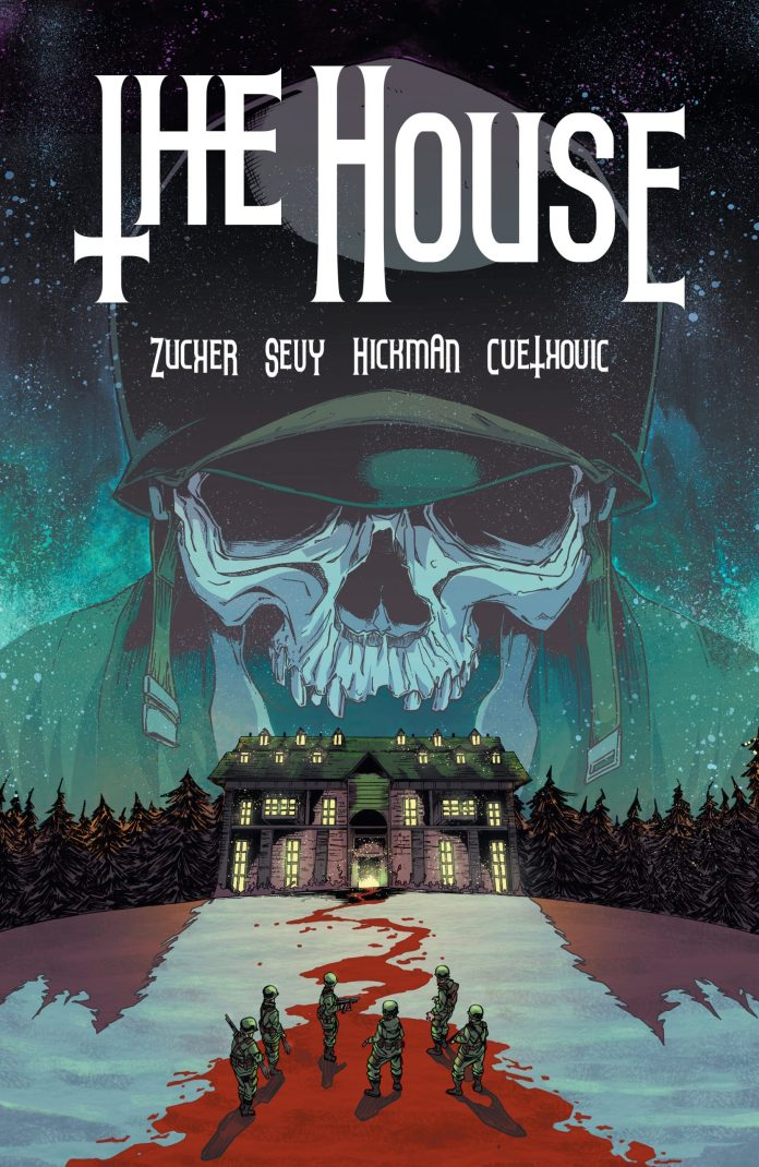 EXCLUSIVE: THE HOUSE to be published as TPB from Dark Horse