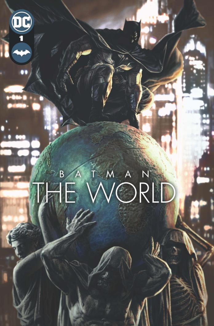 Batman: The World anthology to showcase international creators