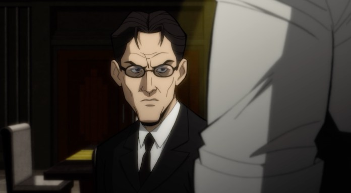Latest BATMAN: THE LONG HALLOWEEN images ask who is the Holiday Killer?