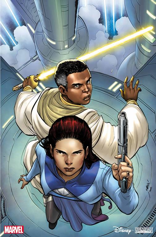 STAR WARS: THE HIGH REPBULIC – TRAIL OF SHADOWS on the way