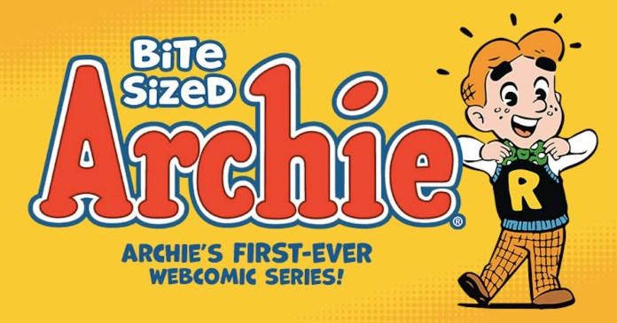 Preview: BITE SIZED ARCHIE gets syndicated PLUS a digital collection!