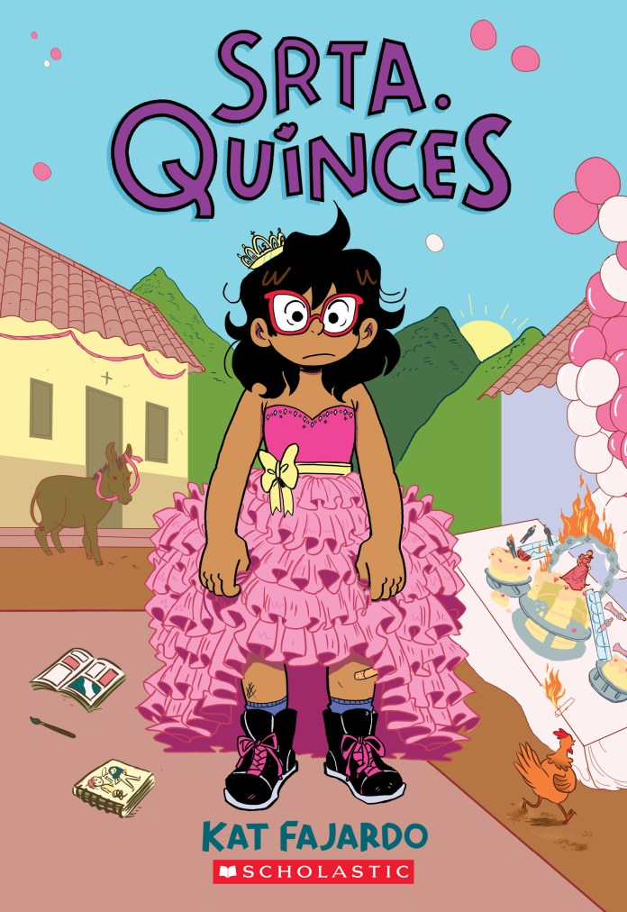 EXCLUSIVE: First look at the SRTA. QUINCES / MISS QUINCES cover!
