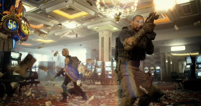 REVIEW: ARMY OF THE DEAD full of potential but turns predictable