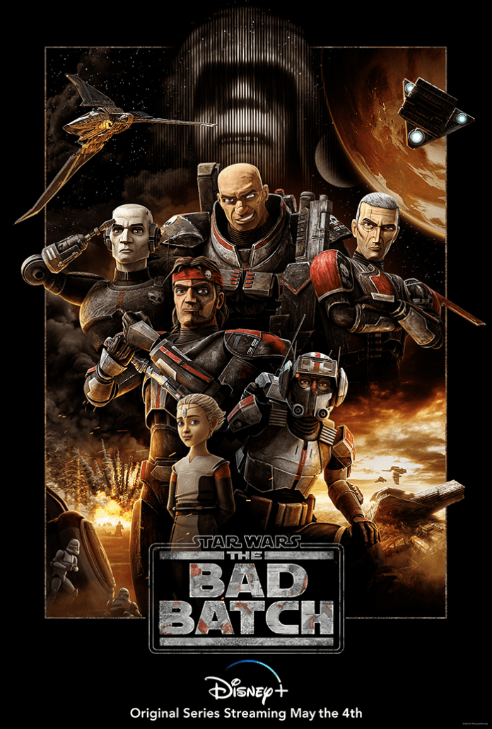 INTERVIEW: THE BAD BATCH creators tease new characters & working with Dave Filoni