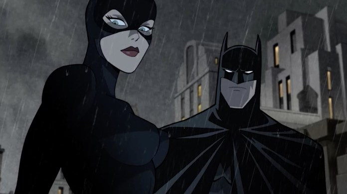 Renee Montoya revealed in new images from BATMAN: THE LONG HALLOWEEN animated adaptation