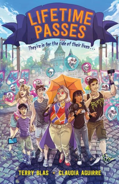 Irresistible ABRAMS autumn comics lineup feat. MEGASCOPE & SURELY BOOKS!