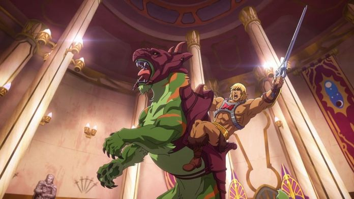 First look and premiere date revealed for MASTERS OF THE UNIVERSE: REVELATION