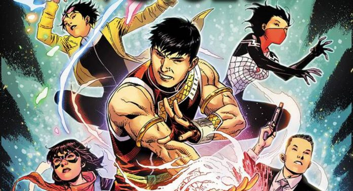 New MARVEL'S VOICES one-shot spotlights the publisher's Asian super-heroes