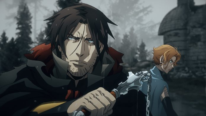 INTERVIEW: Kevin Kolde talks ending this chapter of the CASTLEVANIA story