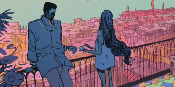 INTERVIEW: Ram V and Filipe Andrade on Death's rude awakening in THE MANY DEATHS OF LAILA STARR