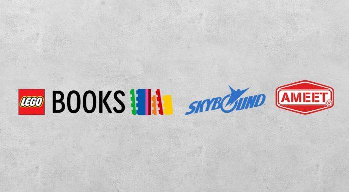Skybound Entertainment & AMEET partner to build LEGO comics!