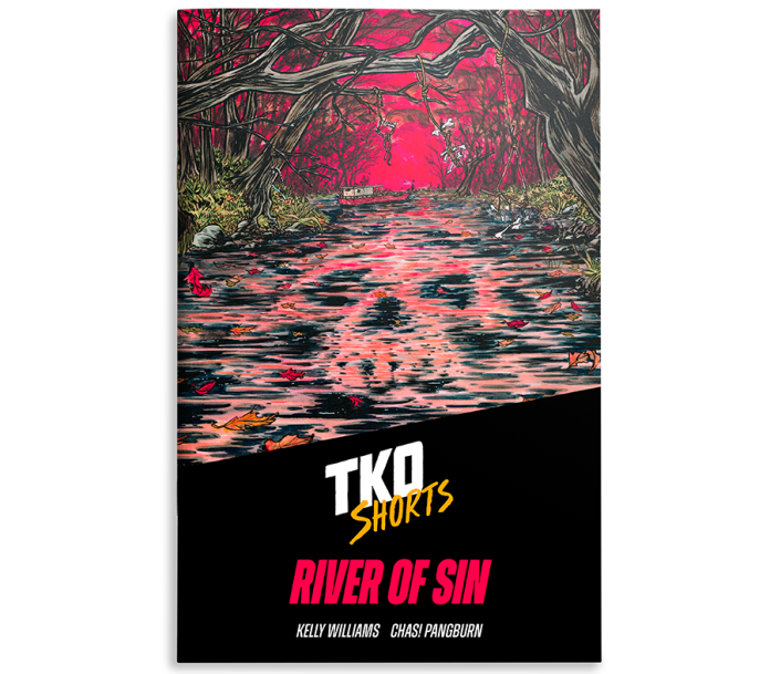 TKO Studios unveils lineup of new books for summer 2021
