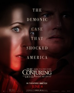 REVIEW: THE CONJURING 3 is a very well-made missed opportunity