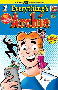 INTERVIEW: Talking EVERYTHING'S ARCHIE! with Fred Van Lente