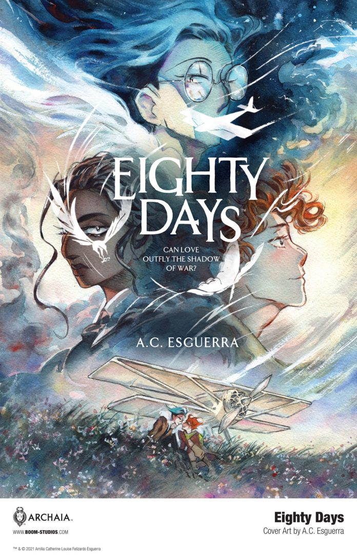 EXCLUSIVE PREVIEW: Queer love conquers all in EIGHTY DAYS