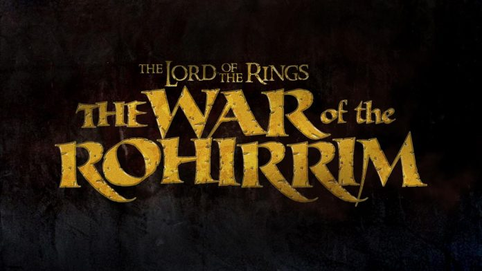 Animated film 'The Lord of the Rings: The War of the Rohirrim' coming from New Line/WB