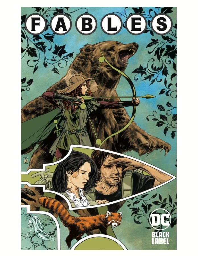 Fables is coming back…yay?